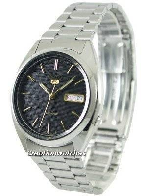 Seiko 5 Automatic Black Dial SNXG53K1 SNXG53K Men's Watch