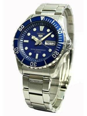 Seiko 5 Sports Diver's Automatic SNZF13J1 SNZF13J SNZF13 Men's Watch