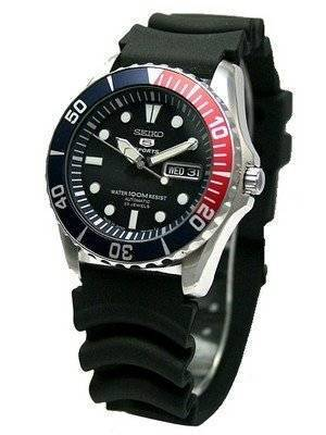 Seiko 5 Automatic Dive SNZF15K2 SNZF15K SNZF15 100m Men's Sports Watch