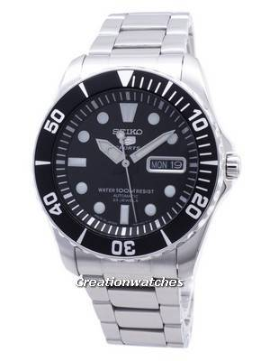 Seiko Automatic Divers 23 Jewels 100m Made In Japan SNZF17 SNZF17J1 SNZF17J Men's Watch