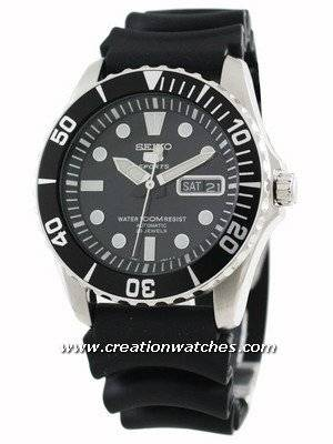 Seiko Automatic Divers 23 Jewels 100m SNZF17K2 Men's Watch