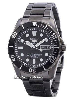 Seiko Automatic Divers 23 Jewels 100m Japan Made SNZF21 SNZF21J1 SNZF21J Men's Watch