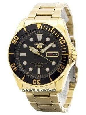 Seiko 5 Sports Automatic 23 Jewels Japan Made SNZF22  SNZF22J1 SNZF22J Men's Watch