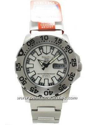 Seiko 5 Sports Automatic Diver SNZF45J1 SNZF45J SNZF45 Mens Japan Made Watch