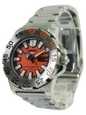 Seiko 5 Divers Automatic 23 Jewels SNZF49K1 SNZF49K SNZF49