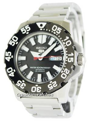 Seiko 5 Divers Automatic 23 Jewels SNZF51 SNZF51K1 SNZF51K Men's Watch