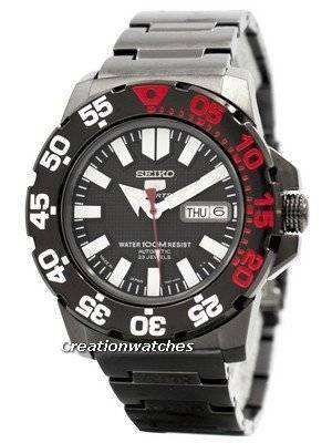 Seiko 5 Sports Automatic Diver Japan Made SNZF53J1 SNZF53J Men's Watch
