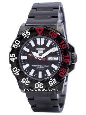 Seiko 5 Sports Automatic Men's NEO Monster Divers SNZF53 SNZF53K1 SNZF53K Men's Watch