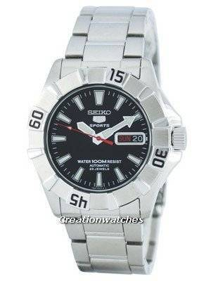 Seiko 5 Sports Automatic 23 Jewels SNZF57 SNZF57K1 SNZF57K Men's Watch