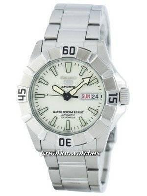 Seiko 5 Sports Automatic 23 Jewels SNZF59 SNZF59K1 SNZF59K Men's Watch
