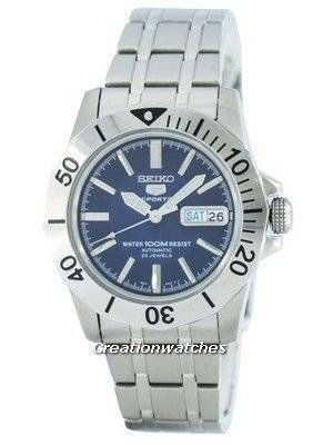 Seiko 5 Sports Automatic 23 Jewels SNZF73 SNZF73K1 SNZF73K Men's Watch