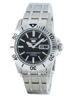 Seiko 5 Sports Automatic 23 Jewels SNZF75 SNZF75K1 SNZF75K Men's Watch