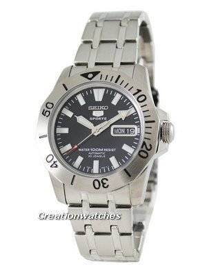 Seiko 5 Sports Automatic SNZF83K1 SNZF83 SNZF83K Mens Watch