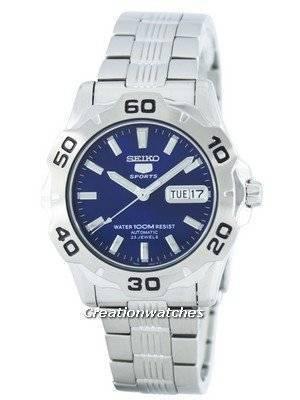Seiko 5 Sports Automatic 23 Jewels SNZF89 SNZF89K1 SNZF89K Men's Watch