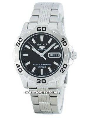 Seiko 5 Sports Automatic 23 Jewels SNZF91 SNZF91K1 SNZF91K Men's Watch