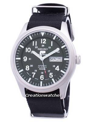 Seiko 5 Sports Automatic Japan Made Nato Strap SNZG09J1-NATO4 Men's Watch