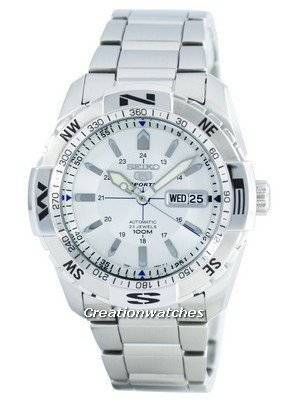 Seiko 5 Sports Automatic 23 Jewels SNZJ03 SNZJ03K1 SNZJ03K Men's Watch