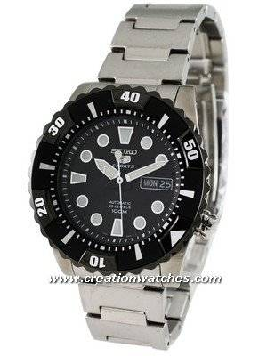 Seiko 5 Sports Automatic Divers SNZJ19K1 SNZJ19 SNZJ19K Men's Watch