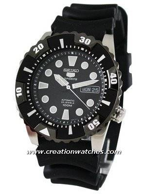 Seiko 5 Sports Automatic Divers SNZJ19K2 SNZJ19 SNZJ19K Men's Watch