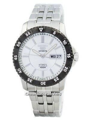 Seiko 5 Sports Automatic SNZJ27 SNZJ27K1 SNZJ27K Men's Watch