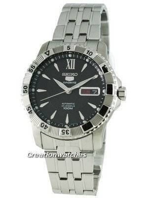 Seiko 5 Sports Automatic SNZJ33K1 SNZJ33 SNZJ33K Men's Watch
