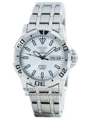 Seiko 5 Sports Automatic 23 Jewels SNZJ37 SNZJ37K1 SNZJ37K Men's Watch