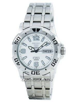 Seiko 5 Sports Automatic 23 Jewels SNZJ47 SNZJ47K1 SNZJ47K Men's Watch