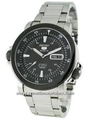 Seiko 5 Sports Automatic SNZJ59K1 SNZJ59 SNZJ59K Men's Watch