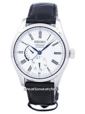 Seiko Presage Automatic Power Reserve SPB045 SPB045J1 SPB045J Men's Watch