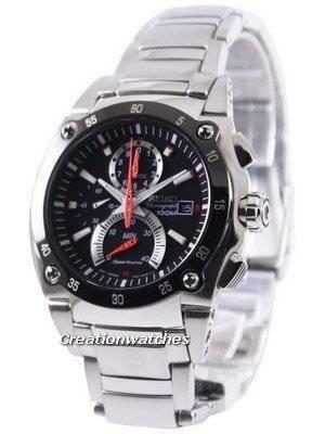 SEIKO Sportura Retrograde Chronograph SPC001P SPC001P1 Men's Watch