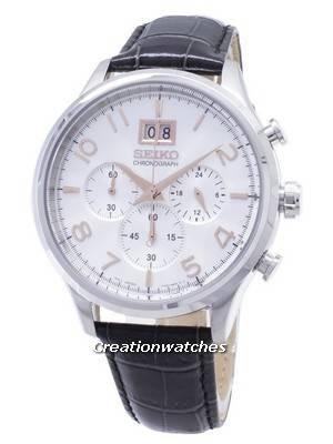 Seiko Neo Classic Chronograph SPC087 SPC087P1 SPC087P Men's Watch