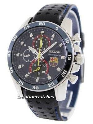 Seiko Sportura FC Barcelona SPC089 SPC089P1 SPC089P Men's Watch