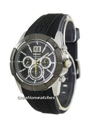 Seiko Lord Chronograph SPC101 SPC101P SPC101P1 Men's Watch