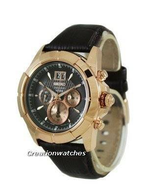 Seiko Lord Chronograph SPC114 SPC114P1 SPC114P Men's Watch