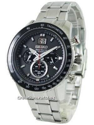 Seiko Sportura Chronograph SPC137 SPC137P1 SPC137P Men's Watch