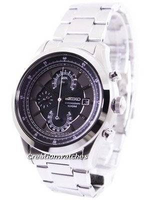 Seiko Chronograph 100M SPC167 SPC167P1 SPC167P Men's Watch