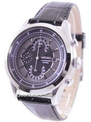 Seiko Quartz Chronograph 100M SPC167P2 Men's Watch