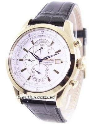Seiko Chronograph 100M SPC168P1 SPC168P Men's Watch