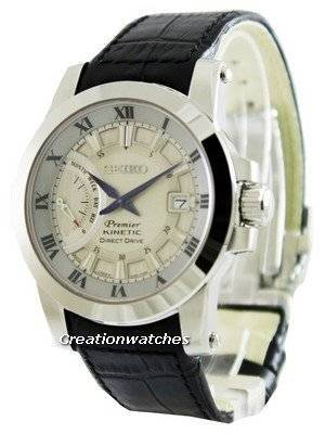 Seiko Premier Kinetic Direct Drive SRG015 SRG015P1 SRG015P