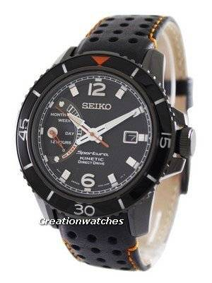 Seiko Sportura Kinetic Direct Drive SRG021 SRG021P1 SRG021P Men's Watch