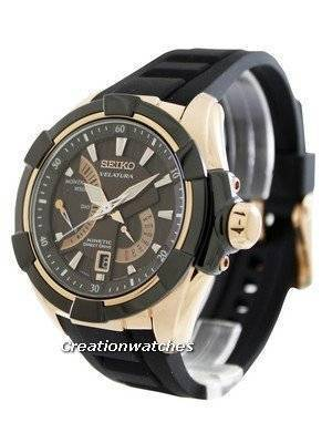 Seiko Velatura Kinetic Direct Drive SRH020 SRH020P1 SRH020P Men's Watch
