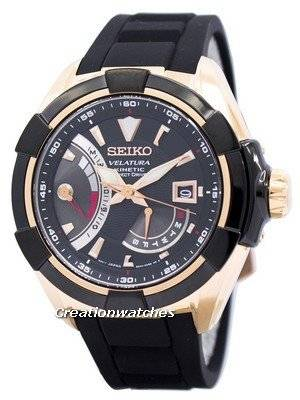 Seiko Velatura Kinetic Direct Drive SRH024 SRH024P1 SRH024P Men's Watch