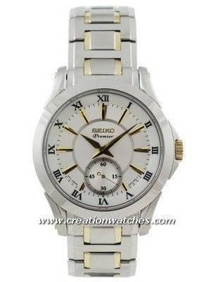 Seiko Premier SRK022P1 SRK022P SRK022 Men's Watch
