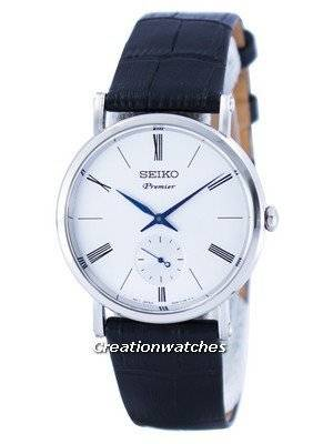 Seiko Premier Small Second Hand Quartz SRK035 SRK035P1 SRK035P Men's Watch