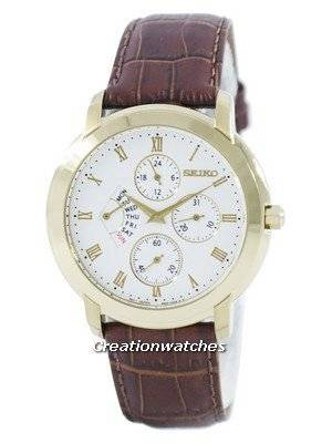 Seiko Retrograde Quartz Multi-Function SRL010 SRL010P1 SRL010P Men's Watch