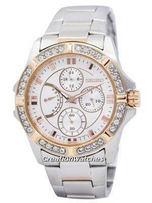 Seiko Women's Lord Multifunction SRLZ96 SRLZ96P1 SRLZ96P Women's Watch