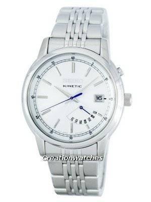 Seiko Kinetic Retrograde SRN027 SRN027P1 SRN027P Men's Watch