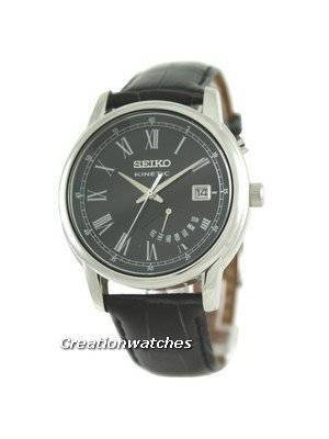 Seiko Kinetic Retrograde Day Indicator SRN035 SRN035P1 SRN035P Men's Watch