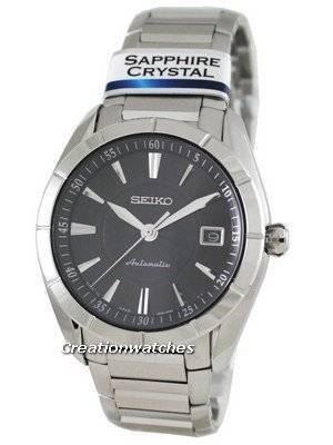 Seiko Automatic Hand Winding Sapphire Japan Made Presage SRP103J1 Mens Watch