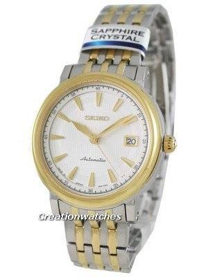 Seiko Automatic Hand Winding Sapphire Japan Made Presage SRP116J1 Mens Watch